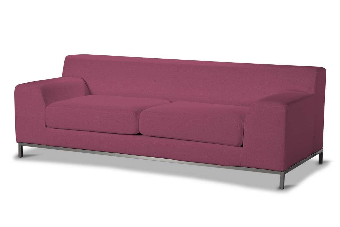 Pokrowiec na sofę Kramfors 3-osobowa w kolekcji Living, tkanina: 160-44