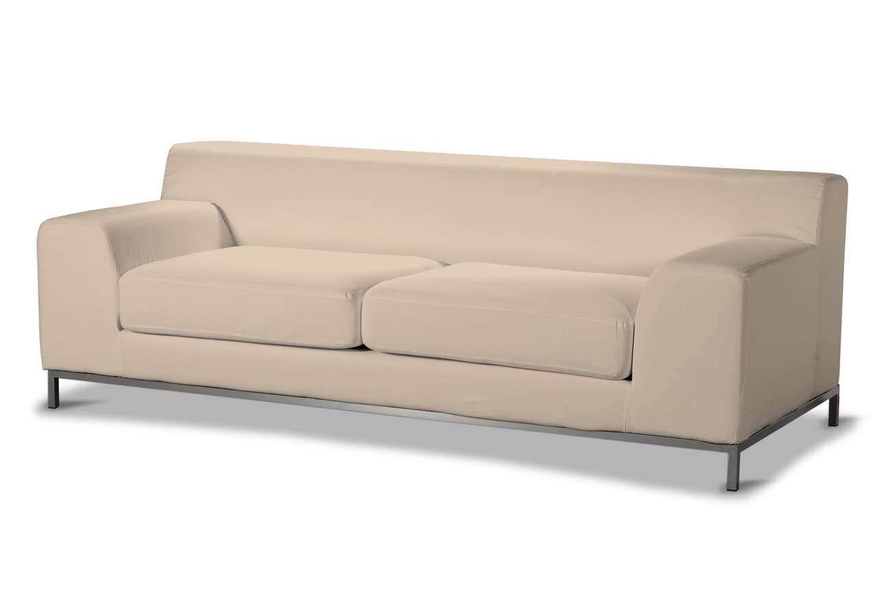 Pokrowiec na sofę Kramfors 3-osobowa w kolekcji Living, tkanina: 160-61