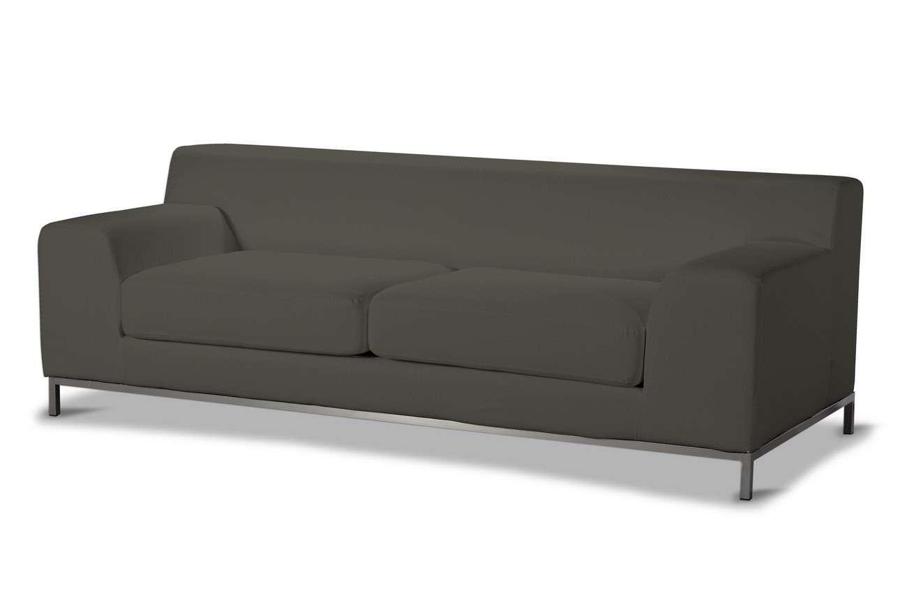 Pokrowiec na sofę Kramfors 3-osobowa w kolekcji Living, tkanina: 161-55