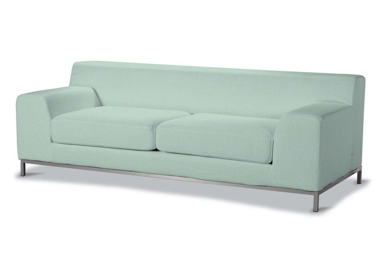 Pokrowiec na sofę Kramfors 3-osobowa w kolekcji Living, tkanina: 161-61