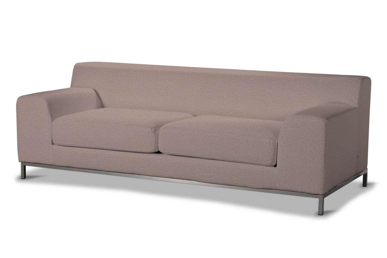 Pokrowiec na sofę Kramfors 3-osobowa w kolekcji Madrid, tkanina: 161-88