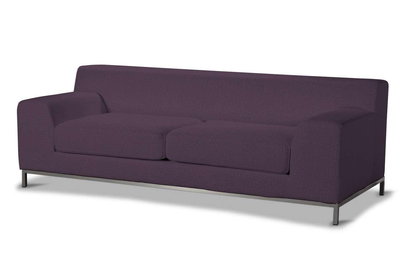 Pokrowiec na sofę Kramfors 3-osobowa w kolekcji Living, tkanina: 161-67
