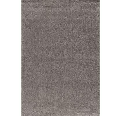 Deluxe Grey/Silver Area Rug 160x230cm
