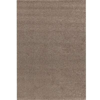 Deluxe Brown/Gold Area Rug 120x170cm Rugs and Runners - Dekoria.co.uk
