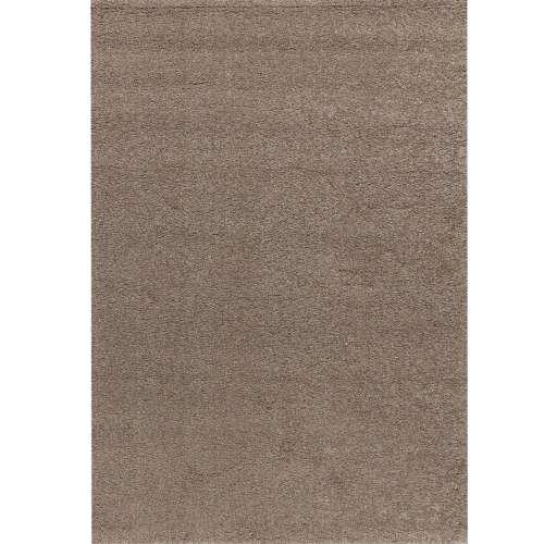 Deluxe Brown/Gold Area Rug 120x170cm
