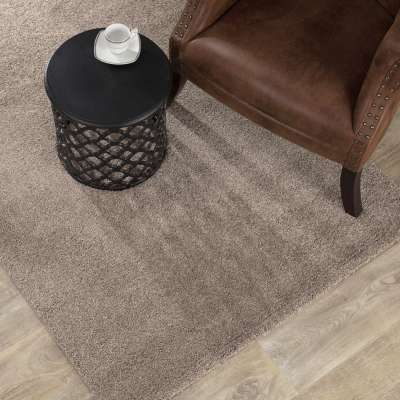 Teppich Deluxe brown/ gold 120x170cm