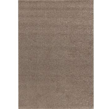 Teppich Deluxe brown/ gold 160x230cm