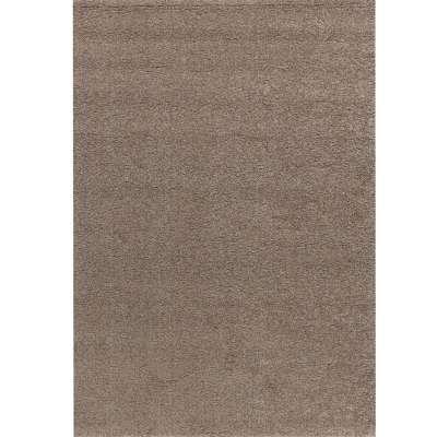Deluxe Brown/Gold Area Rug 160x230cm
