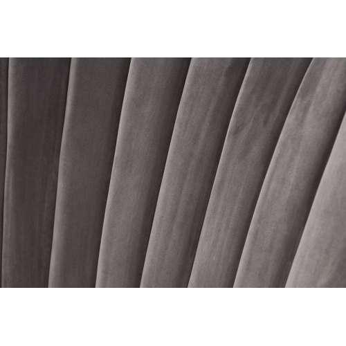 Sessel Scarlett Velvet Dark Grey 78x83x101cm