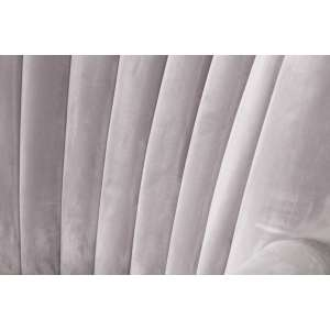 Fotel Scarlett Velvet Light Grey 78x83x101cm  80x83x101cm