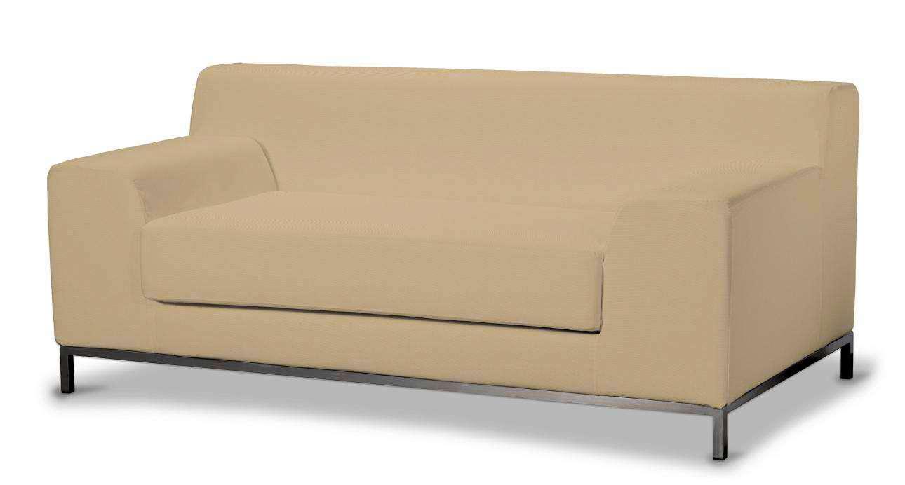 Pokrowiec na sofę Kramfors 2-osobową Sofa Kramfors 2-osobowa w kolekcji Cotton Panama, tkanina: 702-01