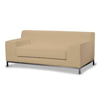 Kramfors 2-Sitzer Sofabezug Sofahusse, Kramfors 2-Sitzer von der Kollektion Cotton Panama, Stoff: 702-01