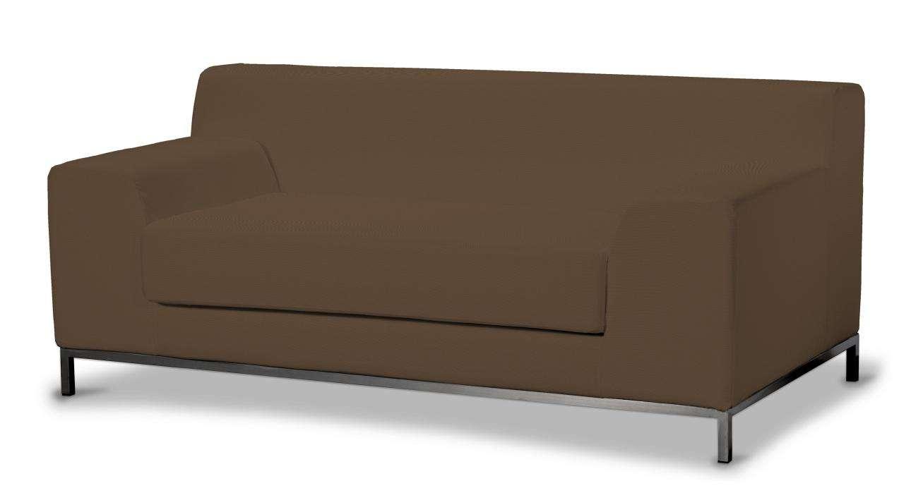 Kramfors 2-Sitzer Sofabezug Sofahusse, Kramfors 2-Sitzer von der Kollektion Cotton Panama, Stoff: 702-02