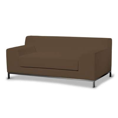 Pokrowiec na sofę Kramfors 2-osobową w kolekcji Cotton Panama, tkanina: 702-02