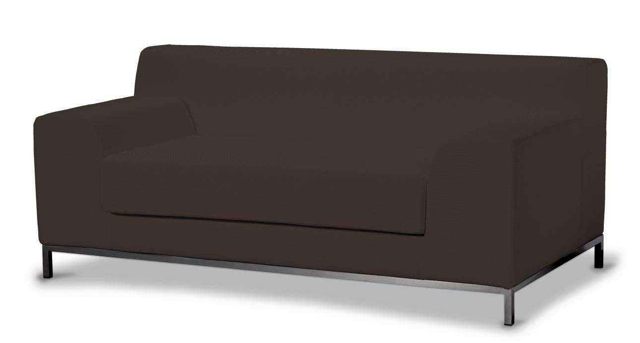 Kramfors 2-Sitzer Sofabezug Sofahusse, Kramfors 2-Sitzer von der Kollektion Cotton Panama, Stoff: 702-03