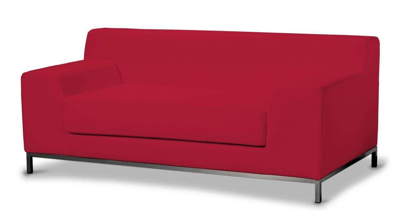 Pokrowiec na sofę Kramfors 2-osobową Sofa Kramfors 2-osobowa w kolekcji Cotton Panama, tkanina: 702-04