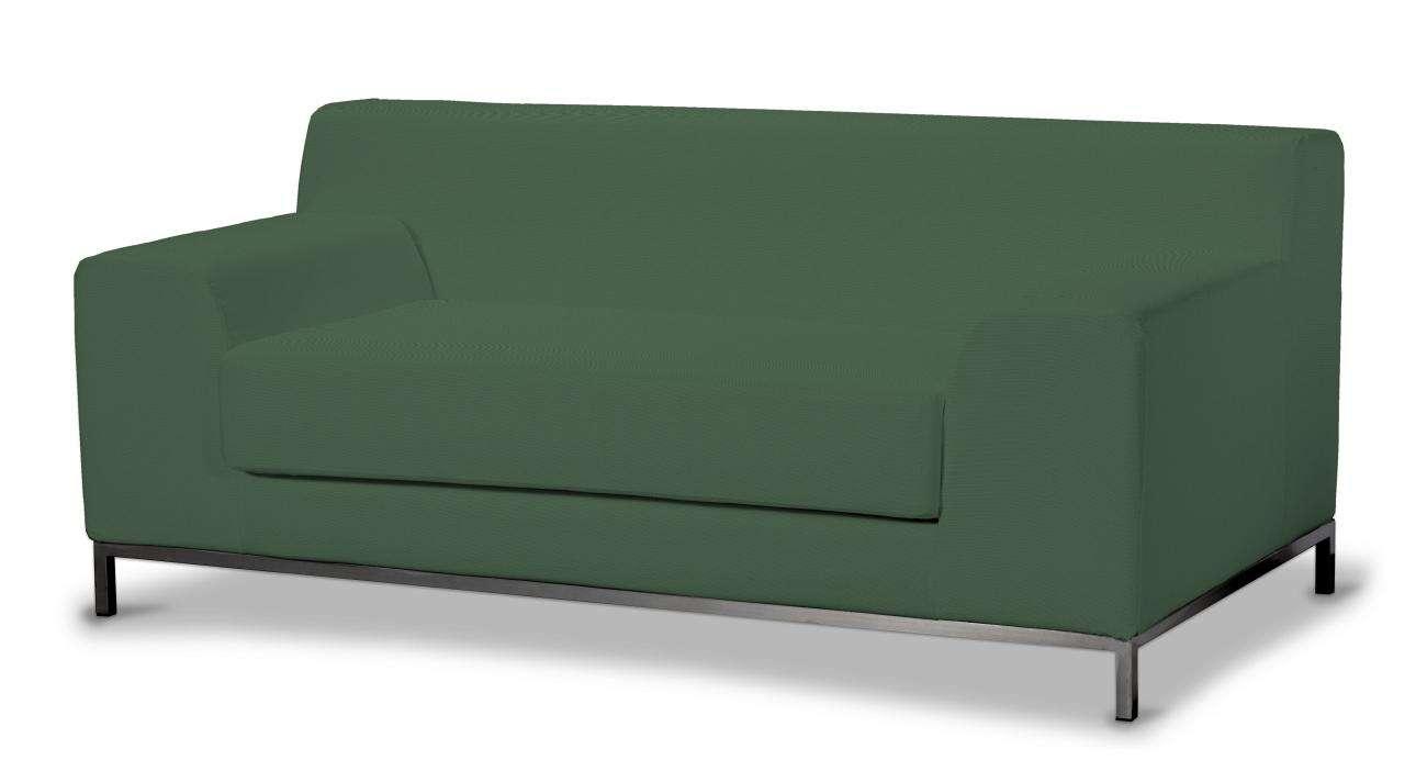 Kramfors 2-Sitzer Sofabezug Sofahusse, Kramfors 2-Sitzer von der Kollektion Cotton Panama, Stoff: 702-06