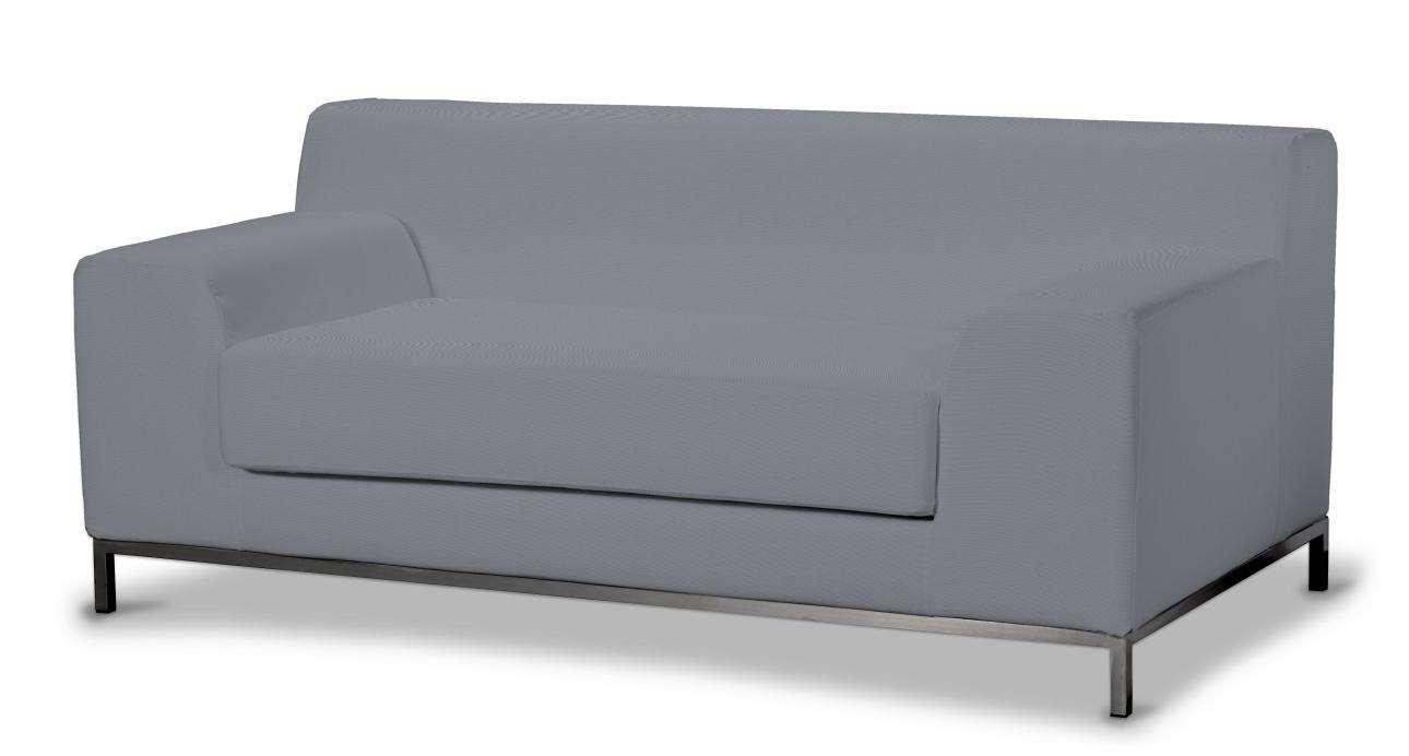 Kramfors 2-Sitzer Sofabezug Sofahusse, Kramfors 2-Sitzer von der Kollektion Cotton Panama, Stoff: 702-07