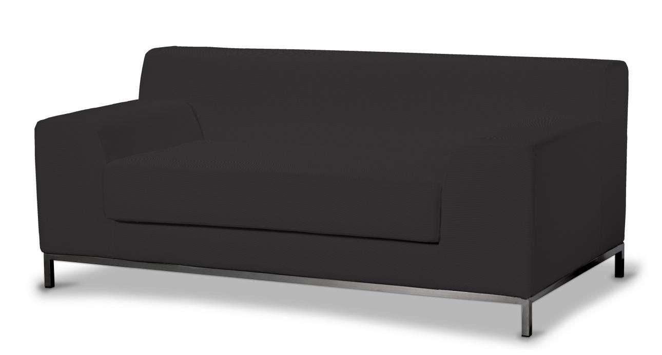Pokrowiec na sofę Kramfors 2-osobową Sofa Kramfors 2-osobowa w kolekcji Cotton Panama, tkanina: 702-08