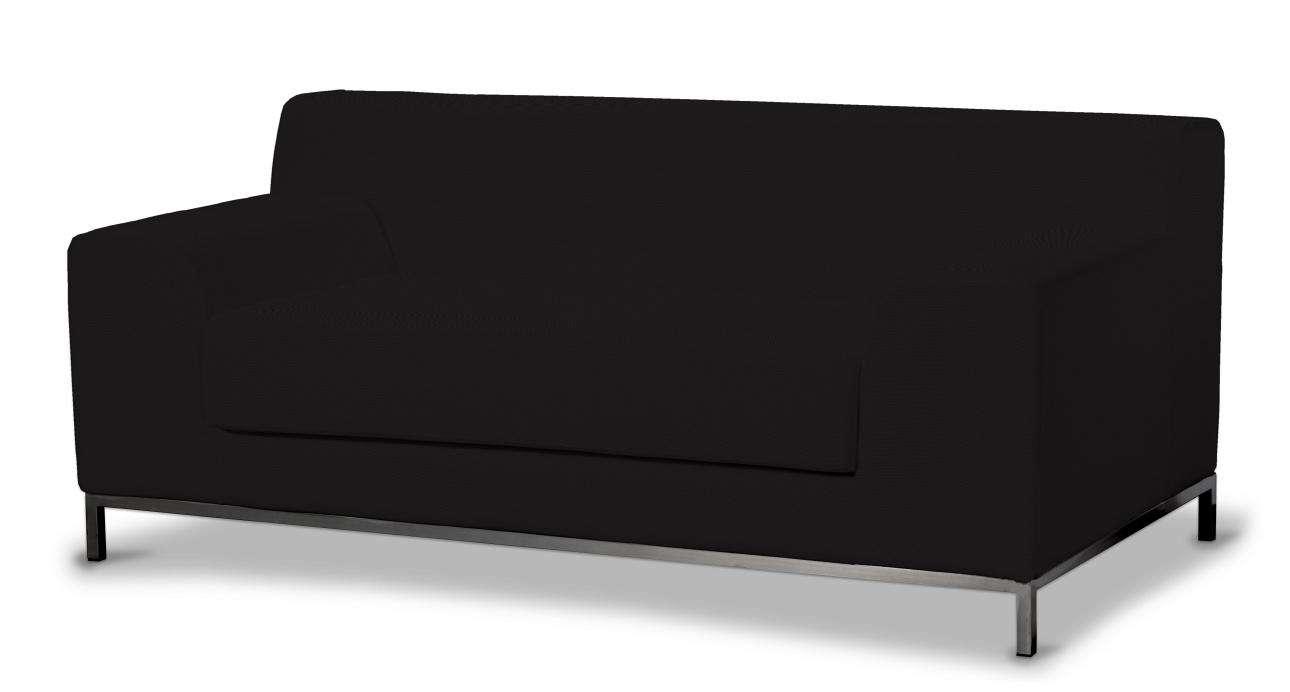Kramfors 2-Sitzer Sofabezug Sofahusse, Kramfors 2-Sitzer von der Kollektion Cotton Panama, Stoff: 702-09
