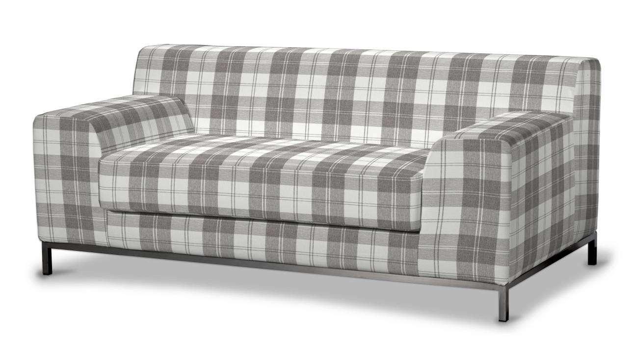 KRAMFORS dvivietės sofos užvalkalas KRAMFORS dvivietės sofos užvalkalas kolekcijoje Edinburgh , audinys: 115-79