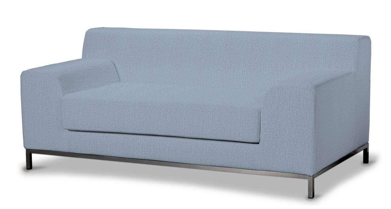 Pokrowiec na sofę Kramfors 2-osobową w kolekcji Chenille, tkanina: 702-13