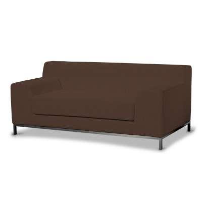 Pokrowiec na sofę Kramfors 2-osobową w kolekcji Chenille, tkanina: 702-18