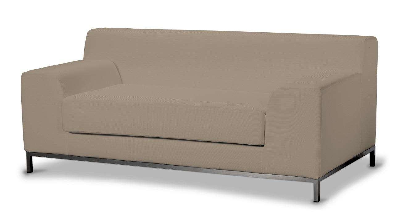 KRAMFORS dvivietės sofos užvalkalas KRAMFORS dvivietės sofos užvalkalas kolekcijoje Cotton Panama, audinys: 702-28