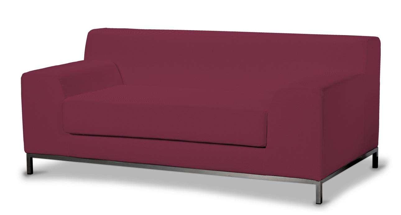 Kramfors 2-Sitzer Sofabezug Sofahusse, Kramfors 2-Sitzer von der Kollektion Cotton Panama, Stoff: 702-32