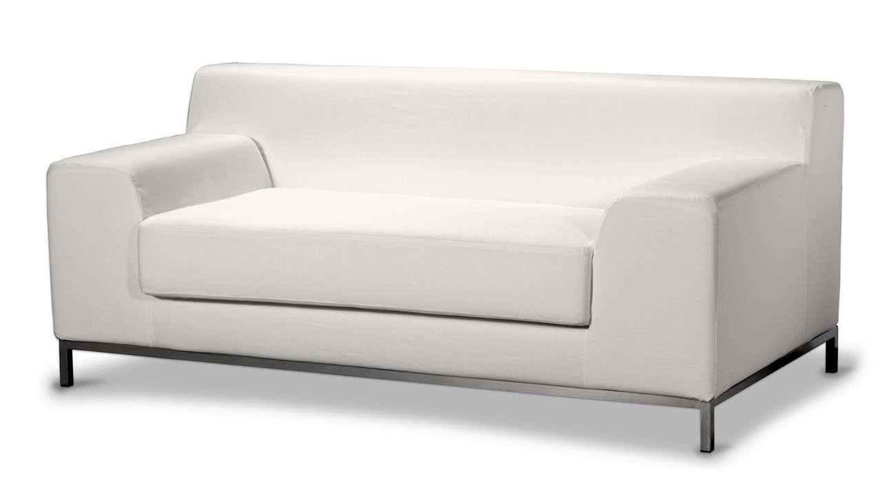Kramfors 2-Sitzer Sofabezug Sofahusse, Kramfors 2-Sitzer von der Kollektion Cotton Panama, Stoff: 702-34