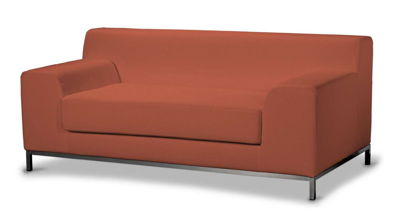 Pokrowiec na sofę Kramfors 2-osobową w kolekcji Ingrid, tkanina: 705-37