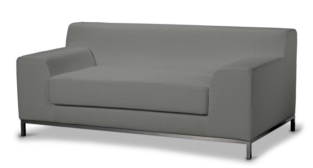 Pokrowiec na sofę Kramfors 2-osobową w kolekcji Ingrid, tkanina: 705-42