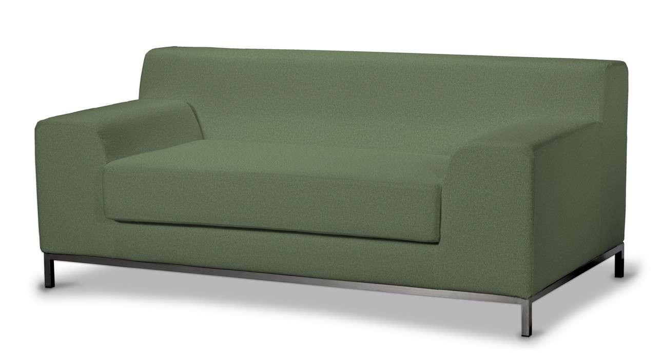 Pokrowiec na sofę Kramfors 2-osobową w kolekcji Amsterdam, tkanina: 704-44