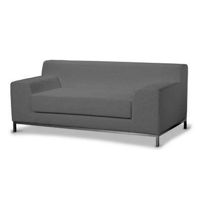 Pokrowiec na sofę Kramfors 2-osobową w kolekcji Amsterdam, tkanina: 704-47