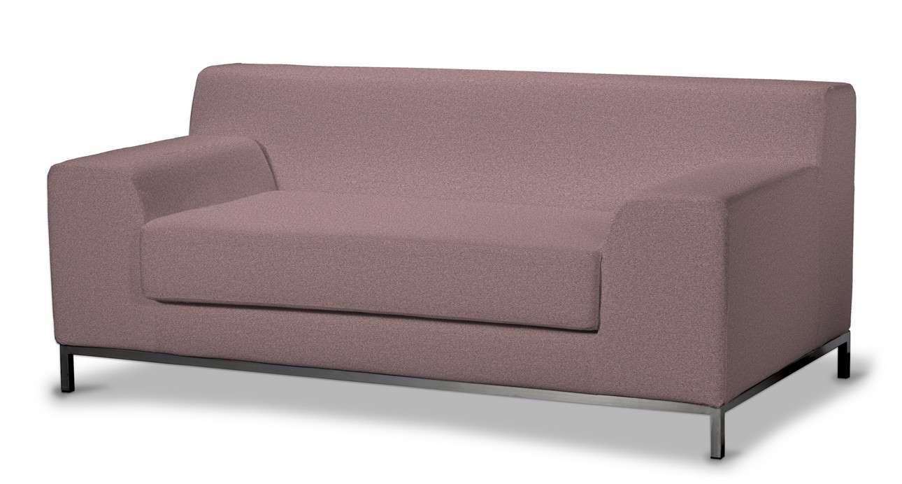 Pokrowiec na sofę Kramfors 2-osobową w kolekcji Amsterdam, tkanina: 704-48
