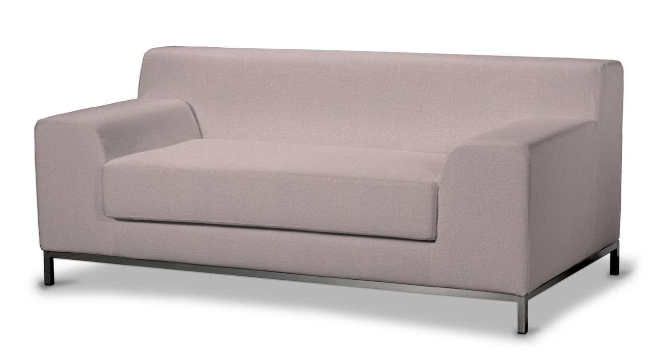 Pokrowiec na sofę Kramfors 2-osobową w kolekcji Amsterdam, tkanina: 704-51