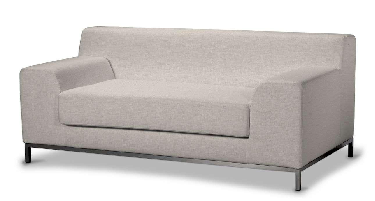 Pokrowiec na sofę Kramfors 2-osobową w kolekcji Living, tkanina: 161-00
