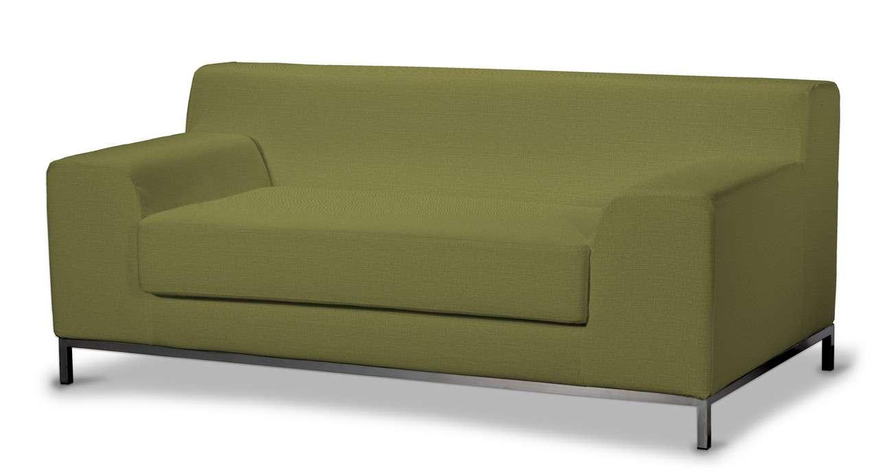 Pokrowiec na sofę Kramfors 2-osobową w kolekcji Living, tkanina: 161-13