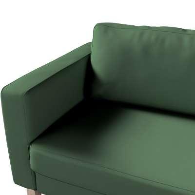 Potah na pohovku IKEA  Karlstad 3-místná, nerozkládací, krátký v kolekci Cotton Panama, látka: 702-06