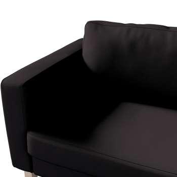Karlstad 3-Sitzer Sofabezug nicht ausklappbar kurz von der Kollektion Cotton Panama, Stoff: 702-08