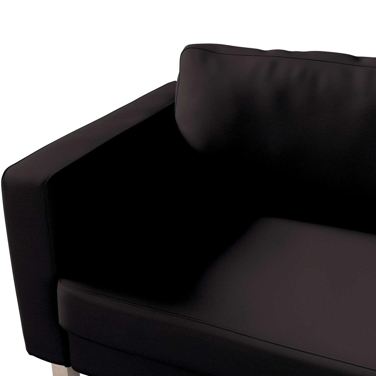 Poťah na sedačku Karlstad (nerozkladá sa, pre 3 osoby, krátka) V kolekcii Cotton Panama, tkanina: 702-09