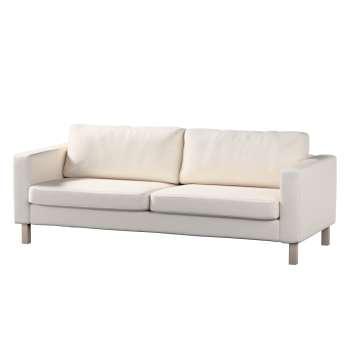 Karlstad 3-üléses, nem kinyitható: rövid kanapéhuzat a kollekcióból Etna Bútorszövet, Dekoranyag: 705-01