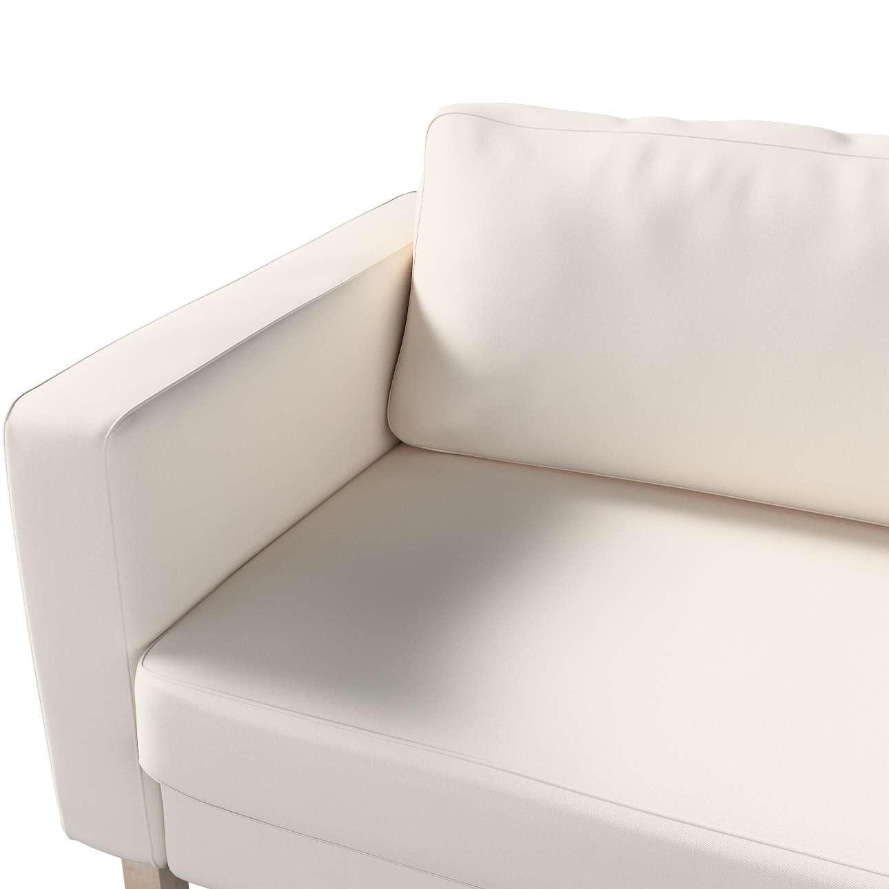 Karlstad 3-Sitzer Sofabezug nicht ausklappbar kurz von der Kollektion Etna, Stoff: 705-01