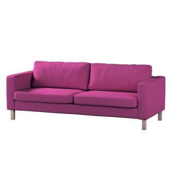 Karlstad 3-Sitzer Sofabezug nicht ausklappbar kurz Karlstad von der Kollektion Etna, Stoff: 705-23