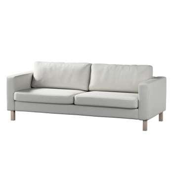 Karlstad 3-Sitzer Sofabezug nicht ausklappbar kurz Karlstad von der Kollektion Etna, Stoff: 705-90