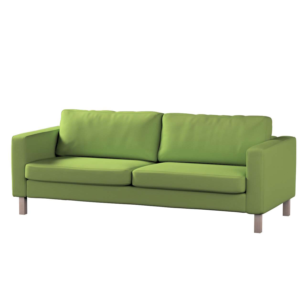 Cover For Karlstad Sofa: Karlstad 3-seater Sofa Cover, Fresh Stem Green, 702-27