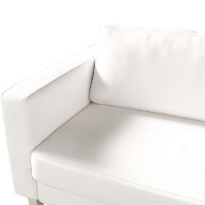 Karlstad klädsel<br>3-pers. soffa - kort - 204cm i kollektionen Panama Cotton, Tyg: 702-34