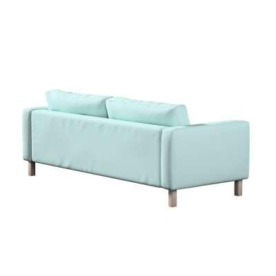 Hoes voor Karlstad 3-zitsbank van IKEA van de collectie Cotton Panama, Stof: 702-10