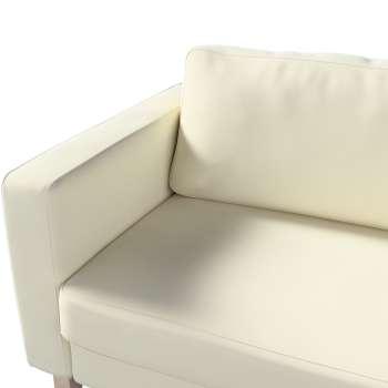 Karlstad klädsel<br>3-sits soffa - kort i kollektionen Velvet, Tyg: 704-10