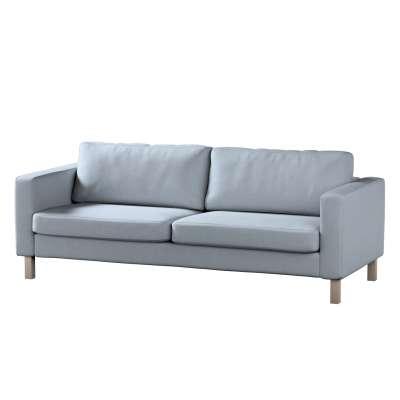 Potah na pohovku IKEA  Karlstad 3-místná, nerozkládací, krátký v kolekci Amsterdam, látka: 704-46